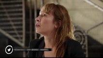 Emmanuelle Bercot émue aux larmes au Gros Journal