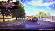 Compil de mauvais conducteurs accidentés ou attrapés par la police !