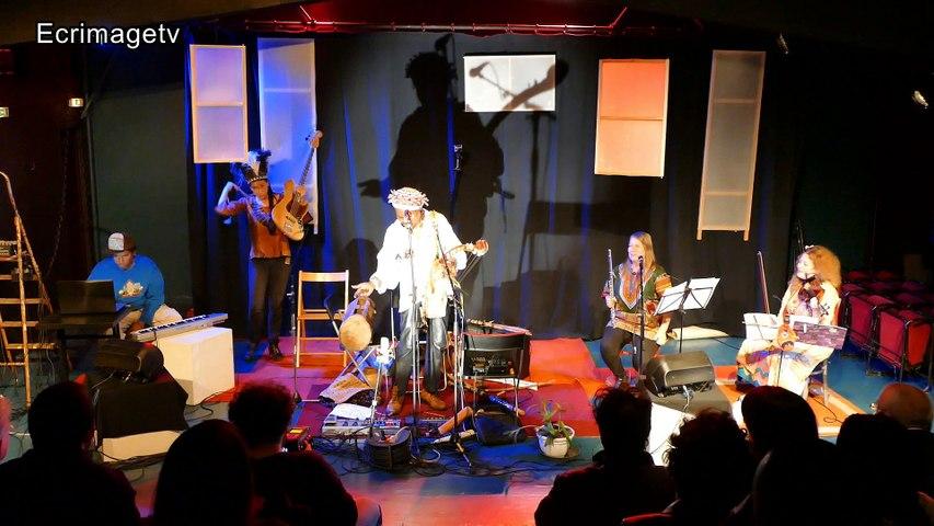 Concert de François Essendi  au théatre Aleph