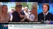 QG Bourdin 2017 : Conflit entre Marine Le Pen et Marion Maréchal-Le Pen: un début de crise au Front national? - 07/12