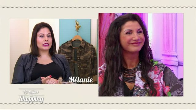 Mélanie, une candidate vraiment à part !