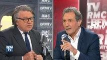 Quand Bourdin explique à Collard qu'il est là pour remplacer Maréchal-Le Pen...