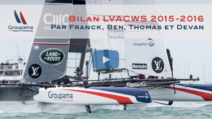 2015-2016 : Bilan des Louis Vuitton America's Cup World Series