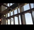 2 nettoyeurs de vitres se fracassent contre les vitres du 2ème plus haut building de Chine