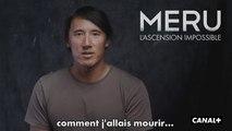 MERU, L'ASCENSION IMPOSSIBLE (Cinéma documentaire) - Le choc de l'avalanche (extrait, documentaire CANAL+)