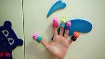 Peppa Pig - Finger Family - Famiglia delle dita