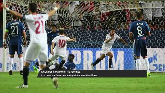 Foot - C1 - OL : Lyon joue une finale pour une qualification en huitièmes