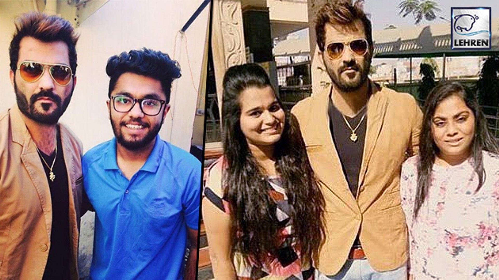 Manu Punjabi's SELFIE With Fans | Bigg Boss 10