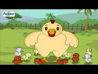 Chookm Chook Chook - Nursery Rhyme Full Song ( Fountain Kids )
