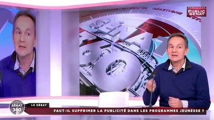Débat: André Gattolin face à Marc Chauvelot (SNRT-CGT France-TV)