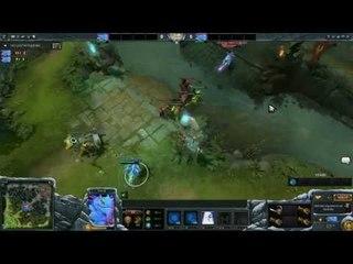 [EndGame] Dendi vs Mushi Game 2 (TI3 1vs1 Solo Match)