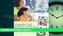 Free [PDF] Family Life Education: Principles and Practices for Effective Outreach