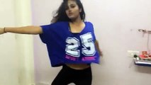 Best Dance Video Ever seen , Indian Girl Dancing Hot moves in Practice session Chiggy wiggy Dance+