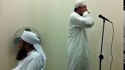 Last Azan by Junaid Jamshed before his death in Plane crash