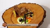 Le plat libre de Camille : sauté de veau façon gastronomique
