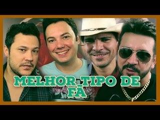 AQUECIMENTO ANTES DO SHOW E MELHOR TIPO DE FÃ