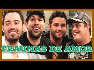 GRANDES TRAUMAS DE AMOR | PAPO SERTANEJO COM FERNANDO & SOROCABA E RICK & NOGUEIRA