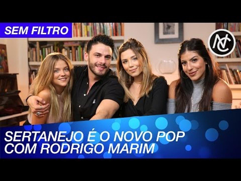 SERTANEJO É O NOVO POP COM RODRIGO MARIM