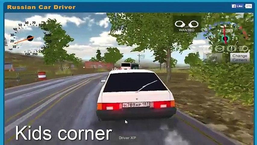 1.Car Racing Online Free games - By-Kids corner || online free games