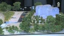 Futur centre des congrès d'Annecy : Les travaux suspendus