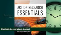 Pre Order Action Research Essentials Kindle eBooks