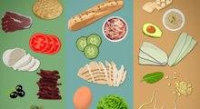 Sandwich healthy : découvrez 3 recettes !