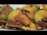 طاجن لحم محمر علي الطريقة التقليدية | نادية سرحان