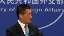 """بكين تدعو ترامب إلى احترام مبدء """"الصين الواحدة"""""""