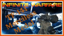 call of duty infinite warfare tf-141 sniper merciless medal on terminal gameplay plus a collateral