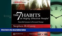 READ book The 7 Habits of Highly Effective People: Powerful Lessons in Personal Change [DOWNLOAD]