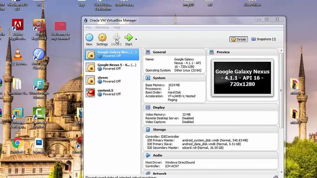 how to create virtualbox disk image -- install ubuntu virtualbox windows 7 64 bit - YouTube