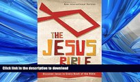 Epub NIV, The Jesus Bible, Hardcover: Discover Jesus in Every Book of the Bible Full Download