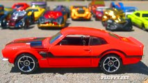 Hot Wheels 71 Maverick Diecast Toy Car - Race Vehicle by Mattel - Auto Racing Toys Cars Collection