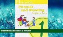 READ Horizons Phonics and Reading 1st Grade Homeschool Curriculum Kit (Complete Set) (Alpha Omega