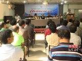 রংপুর বিভাগীয় সাংবাদিক সমিতির বার্ষিক সভা অনুষ্ঠিত