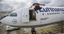 VÍDEO: Última llamara para Mr. Paul, la última locura de Red Bull