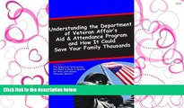 FAVORIT BOOK Understanding the Department of Veterans Affairs Aid   Attendance Pension Program and
