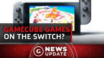 Nintendo Switch Will Reportedly Play GameCube Games - GS News Update