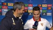 Champions League - La réaction de Wissam Ben Yedder après Lyon/Séville
