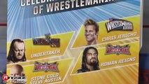 "WWE FIGURE INSIDER: Steve Austin - WWE ""WrestleMania 33"" Series Toy Wrestling Action Figure"
