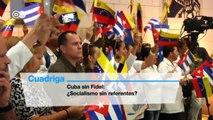 Cuadriga - Cuba sin Fidel: ¿Socialismo sin referentes? | Cuadriga