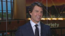 EXCLUSIVE: Tom Cruise on Teaming Up With Russell Crowe for the First Time in 'The Mummy'