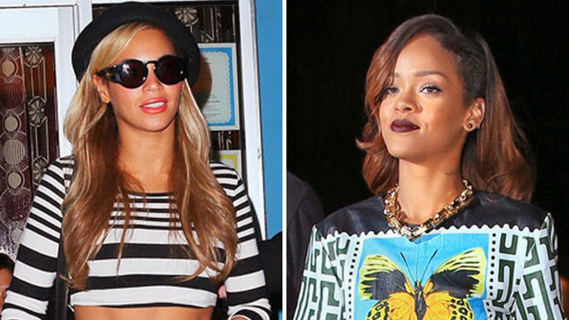 Rihanna Shades Beyonce Over Grammy Noms