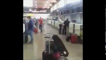 Team At the airport before flight ,  Plane crashes in Colombia chapecoense-SgYSKsOmhkY