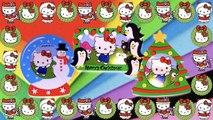 DIY How to Create Sanrio Hello Kitty Photo Frame Magnets? 2 (Snow Globe, Christmas Tree & Penguin Picture Frame)