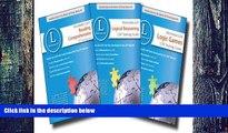 Pre Order Manhattan LSAT Set of 3 Strategy Guides (Manhattan LSAT Strategy Guides) Manhattan LSAT