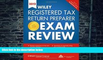 Best Price Wiley Registered Tax Return Preparer Exam Review 2012 The Tax Institute at H&R