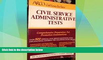 Price Civil Service Administrative Tests Hy Hammer For Kindle
