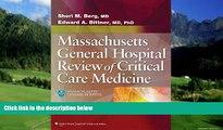 Best Price Massachusetts General Hospital Review of Critical Care Medicine Sheri M. Berg MD PDF