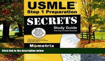 Price USMLE Step 1 Preparation Secrets Study Guide: USMLE Exam Review for the United States